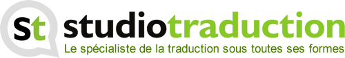 STUDIO TRADUCTION Logo